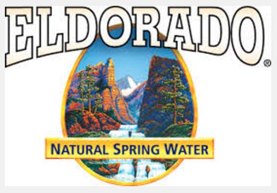 Special thanks to Eldorado Natural Spring Water