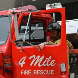 Volunteer for the Fourmile Fire Department -this means you!